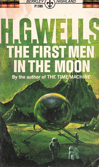 Wells 1901 - The First Men in the Moon