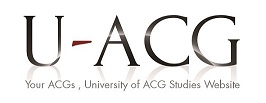 U-ACG - 提供 最深度的ACG 文化與相關科技藝術之網站,也是屬於Yours