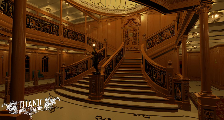 重返鐵達尼現場:《Titanic: Honor and Glory》