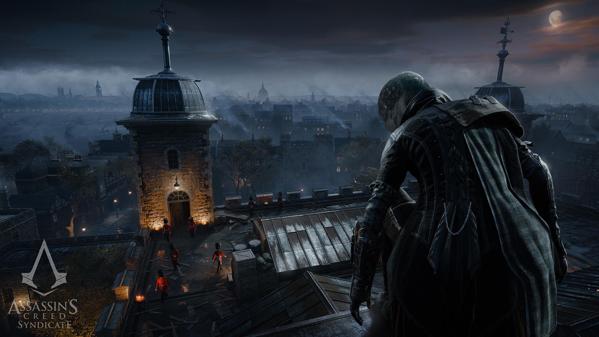 《刺客教條:梟雄》Gamescom 展示雙胞胎姊弟為倫敦而戰