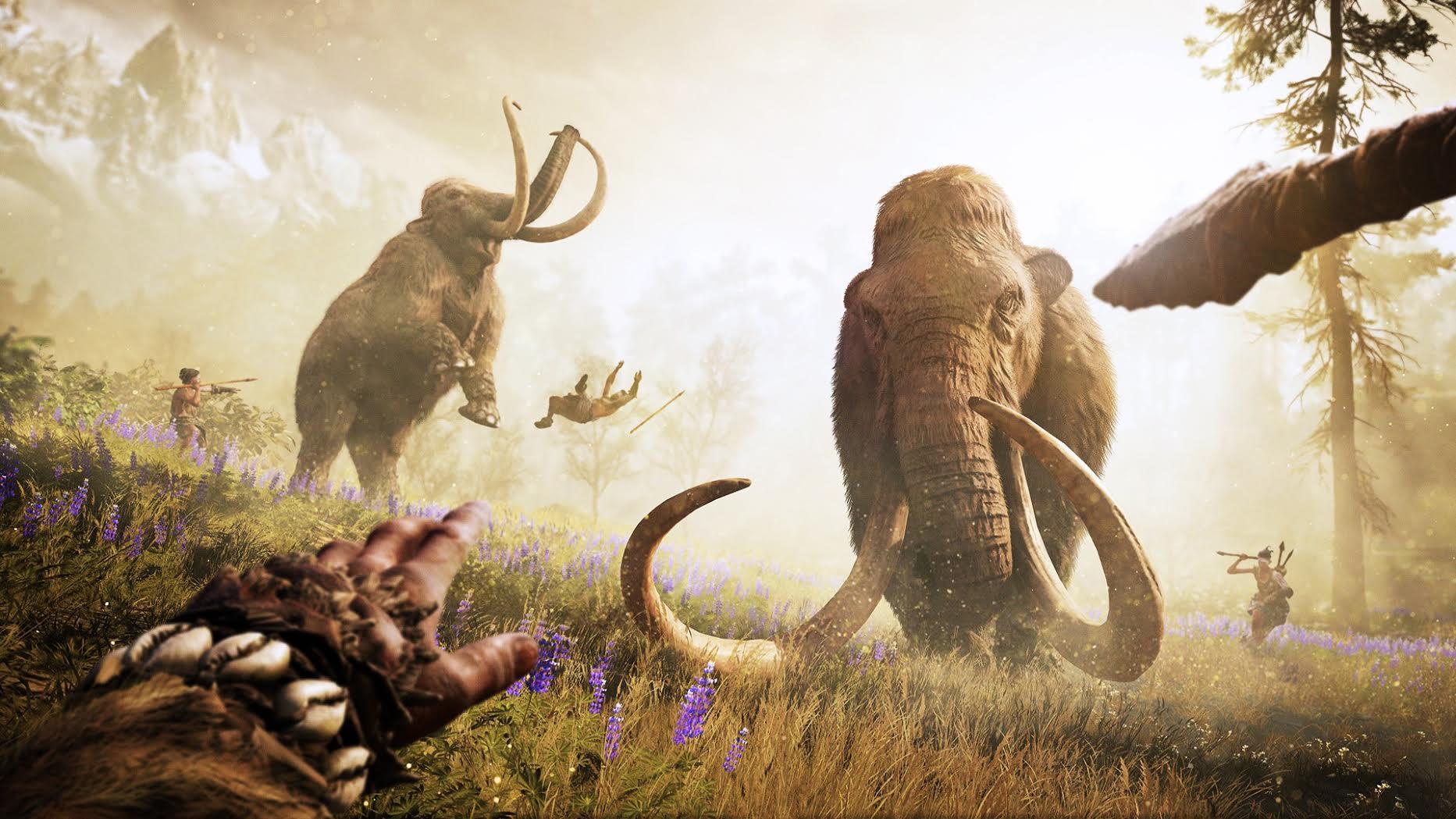 《極地戰嚎:野蠻紀源》以石器時代作為背景,中文化正式確認