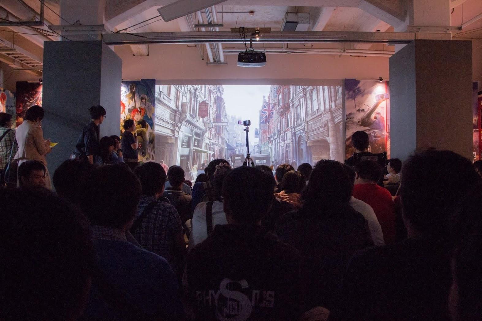 關於「史詩感」衰退的再解釋:電玩藝術展第一週報告