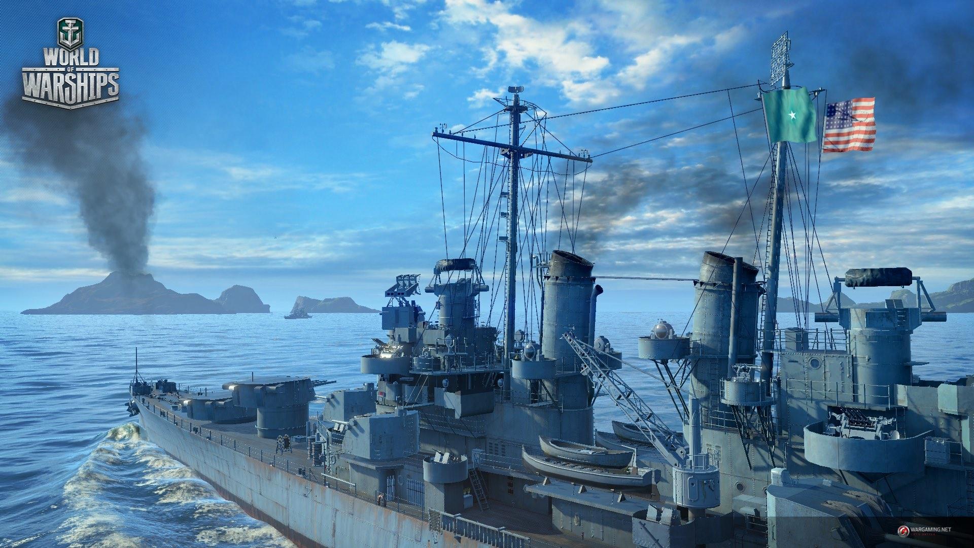 《戰艦世界》0.5.1 版更新 全新地圖與模式公開