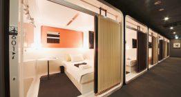 五星膠囊旅館「First Cabin」體驗:住得舒服的先決條件是寧可自己不便的心態