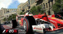 《F1 2016》今年夏季帶來身歷其境的十年生涯模式