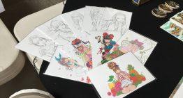 2016 亞洲插畫大展於台中文創園區展出