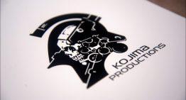 那個 Logo 的人頭是小島秀夫本人