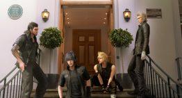 《Final Fantasy XV》 Live at Abbey Road Studios 艾比路演奏會