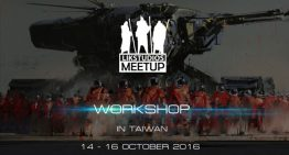 2016 LiK:MeetUp Workshop,邀請《激戰 2》、《刺客教條》等藝術家來台