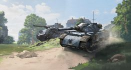 來自《戰場女武神》的英雄 即將登陸《戰車世界:閃擊戰》