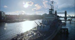 英國巡洋艦 HMS Belfast 登場,VR 影片體驗全新虛擬戰場實境