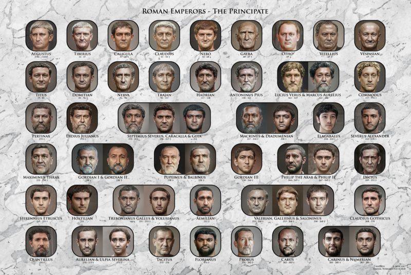 哪一位羅馬皇帝最帥?疫情也是重新學習的時機