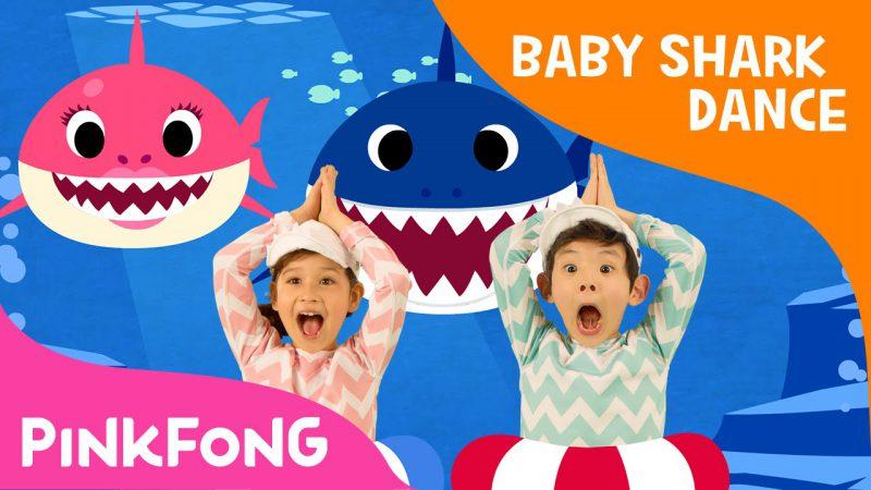 小鯊魚舞史上最強!doo doo doo~