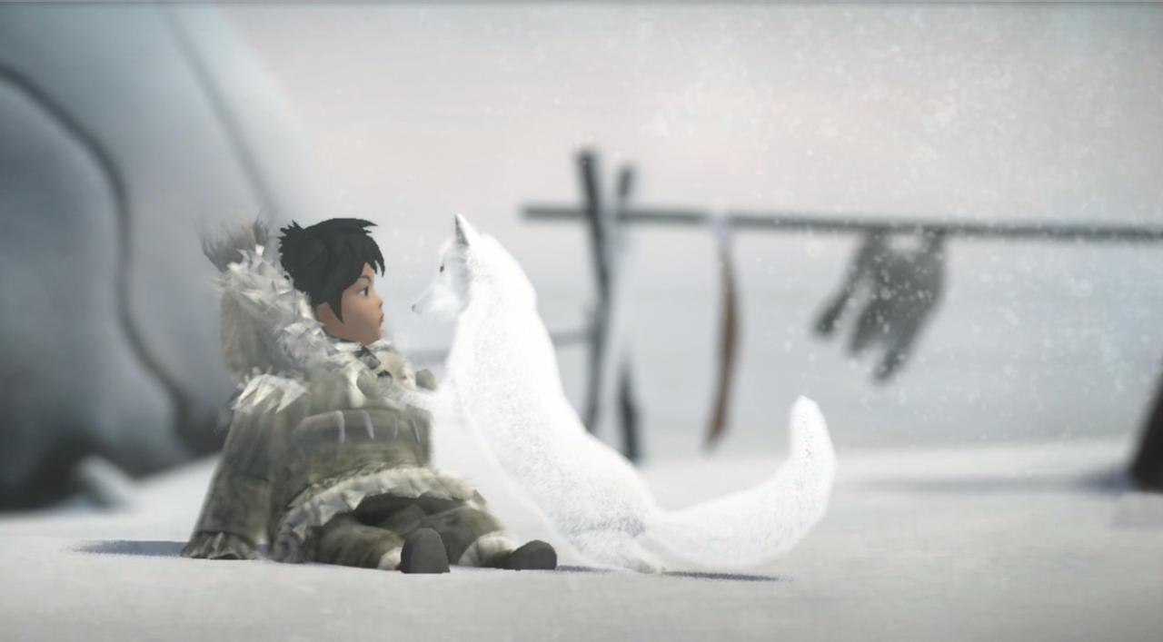 《Never Alone》:交織遊戲、群族記憶和生命文化的嘗試