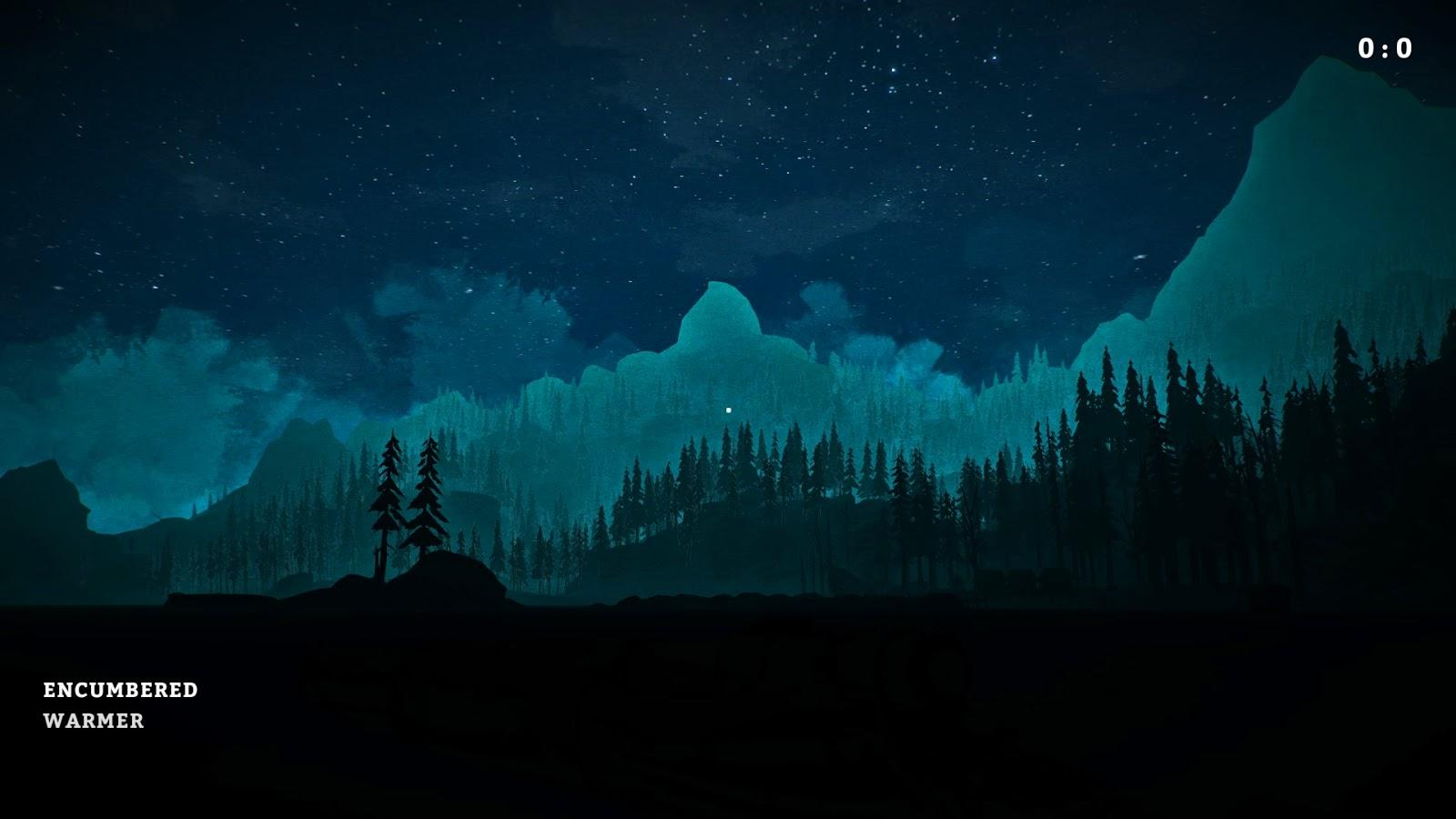 長夜漫漫孤獨一人:《The Long Dark》