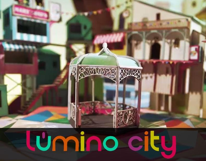 紙醉心迷的夢幻氛圍:《Lumino City》