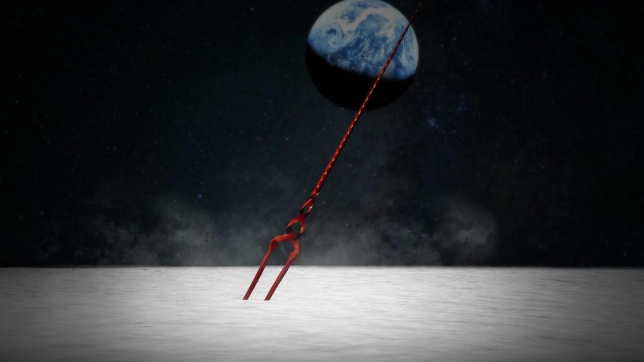 動畫成為現實:隆基弩斯之槍月面插入計畫