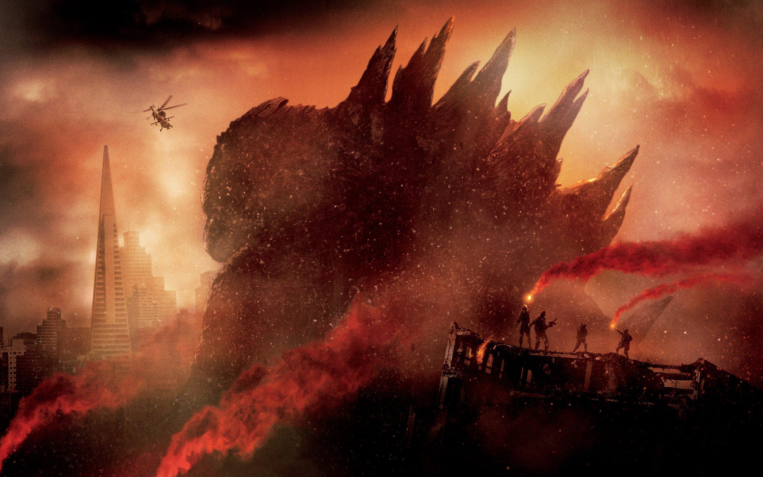 天譴、守護與父之背影:《哥吉拉》夢語