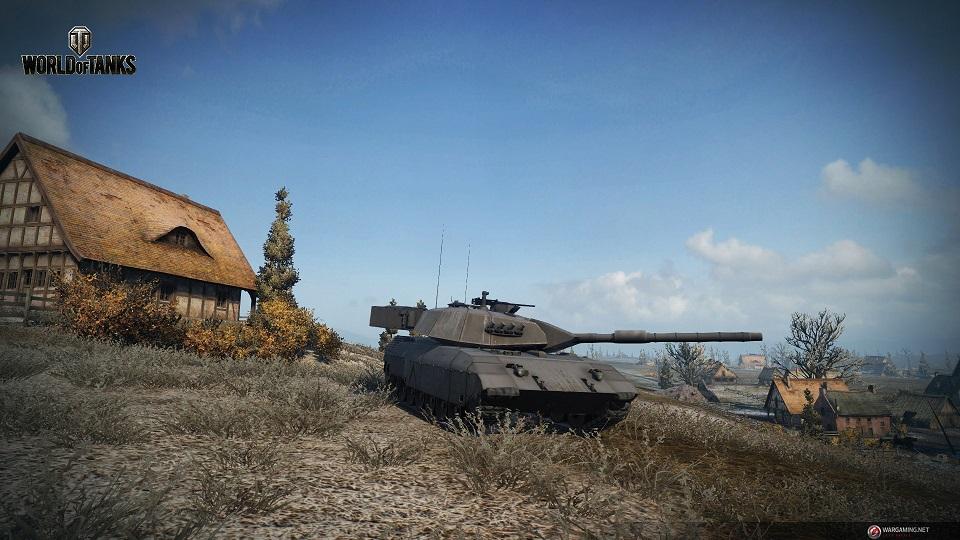 《戰車世界》宣布開發現代戰車線喔!