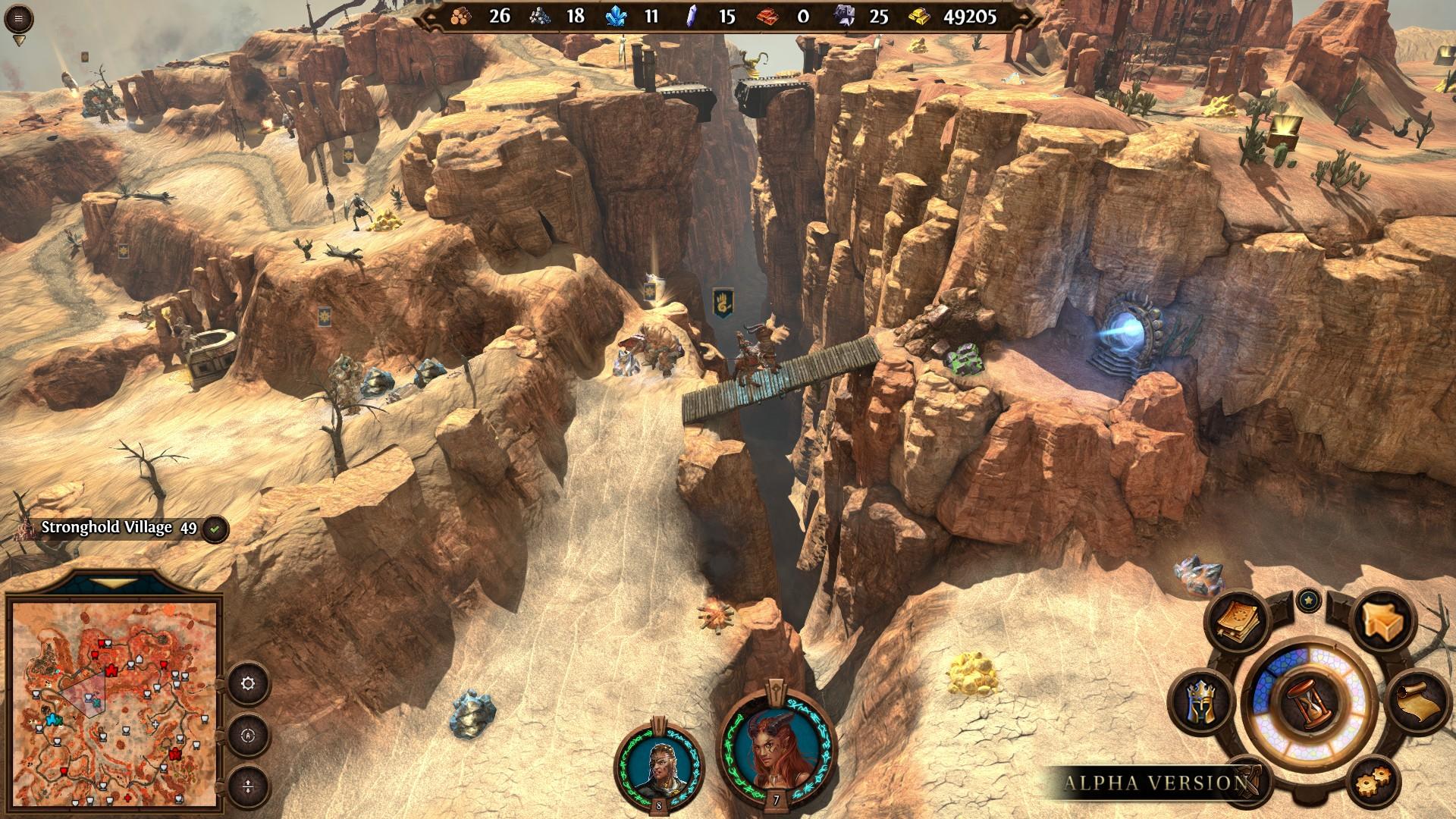 《魔法門之英雄無敵 7》繁體中文版 Beta 測試將於本月底展開