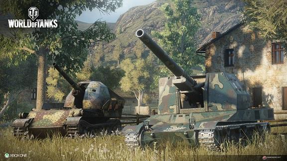 《戰車世界:Xbox One版》7月28日正式推出