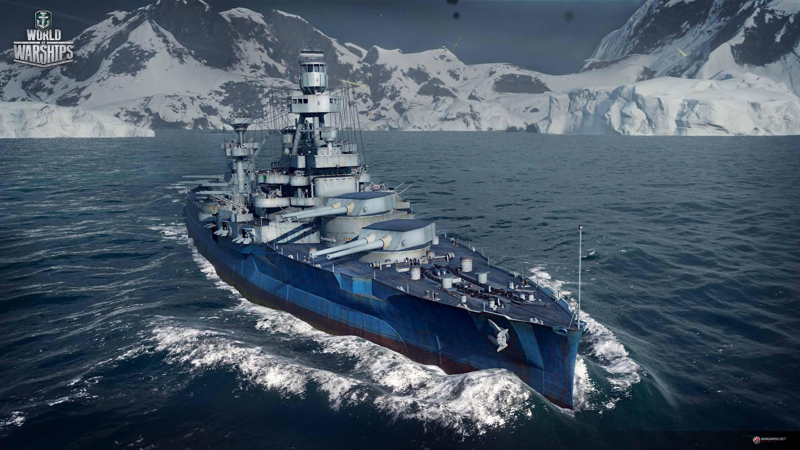 《戰艦世界》全球公開測試正式展開