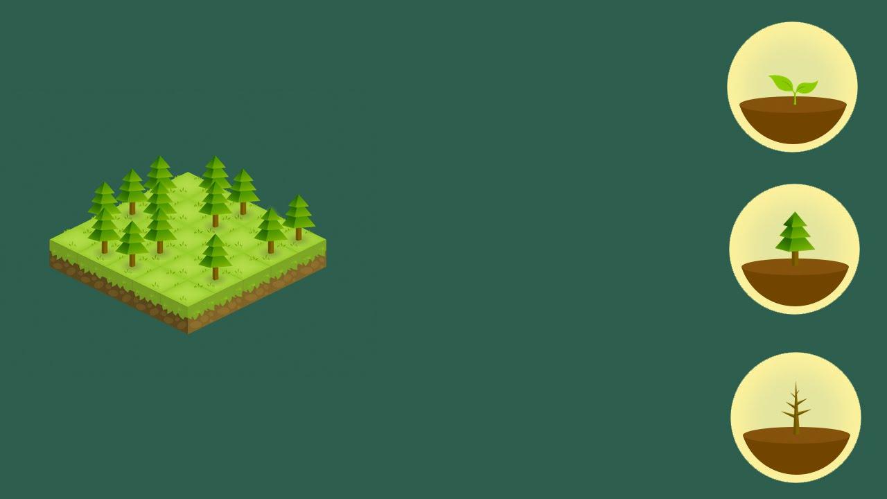 拒絕低頭,種樹救地球:《Forest》 的遊戲與連結性