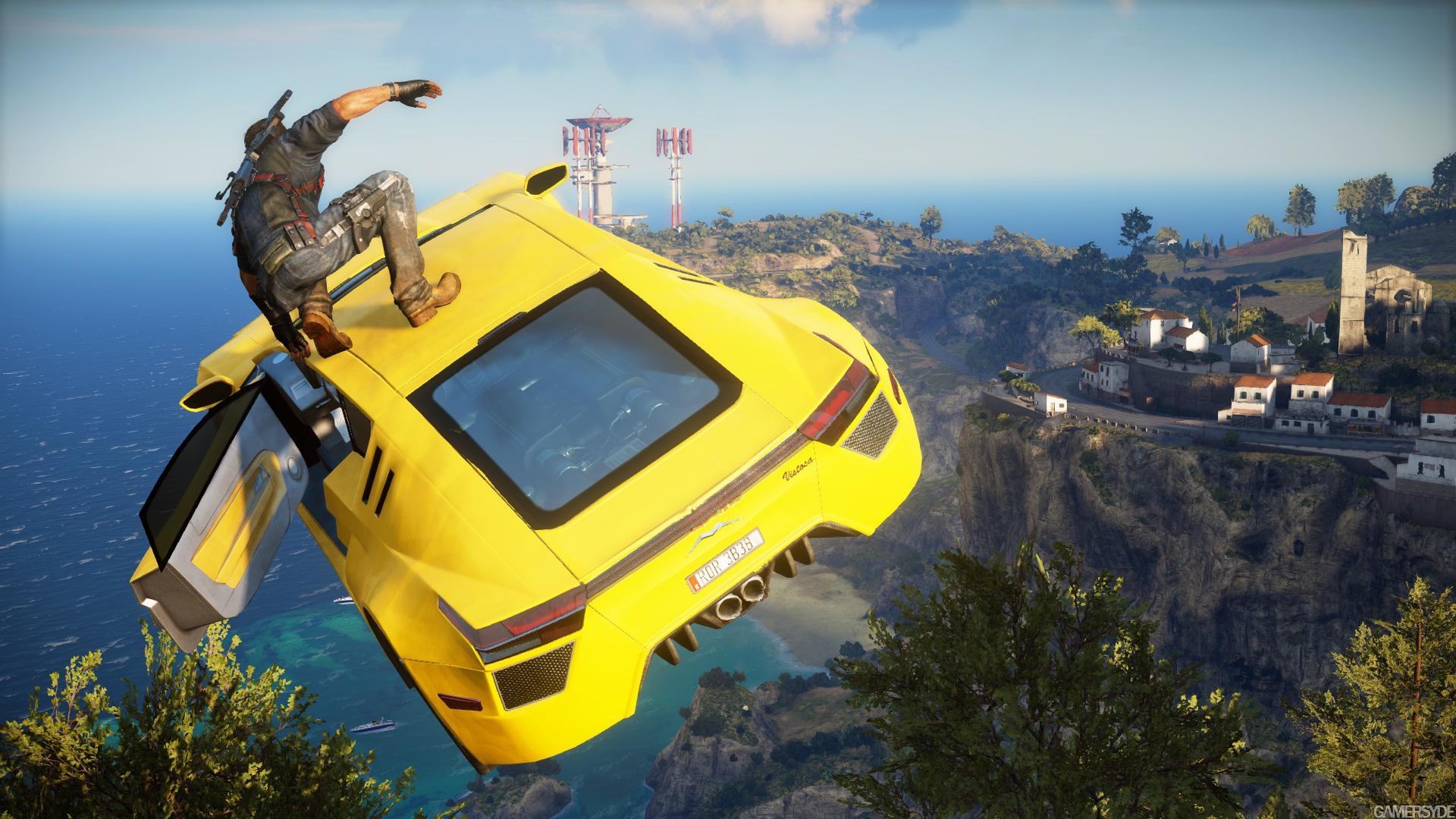 送主機或汽車?太遜了,玩這個遊戲送你一座真實島嶼