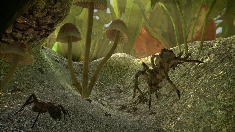 有模擬山羊、當然也有螞蟻囉:《Ant Simulator》