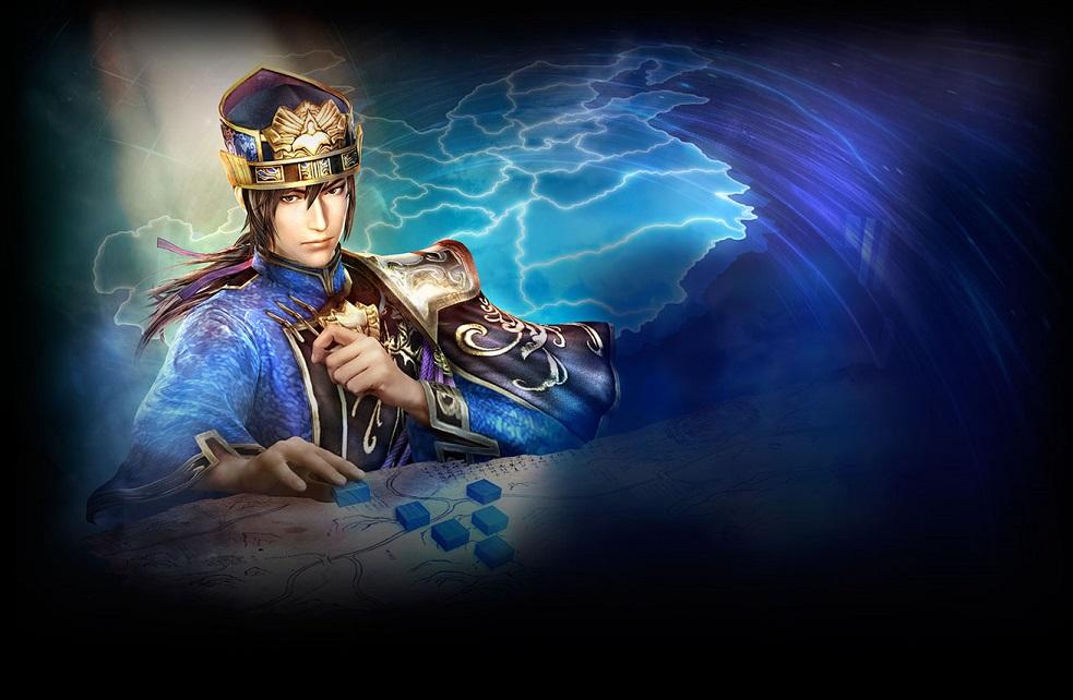 PSV《真‧三國無雙 7 Empires》中文版發售