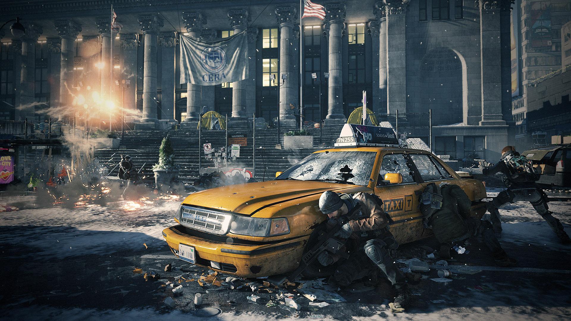 《湯姆克蘭西:全境封鎖》 首度參展台北電玩展,公布真人宣傳片