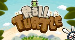 《Roll Turtle》:為父則強的滾滾龜可不是簡單的益智遊戲….