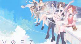 雷亞音樂遊戲《VOEZ》上市,片頭精美動畫主題曲介紹,您下載了嗎?