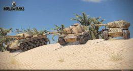 《戰車世界》PS4 版解鎖戰車獵人,新增大量驅逐戰車