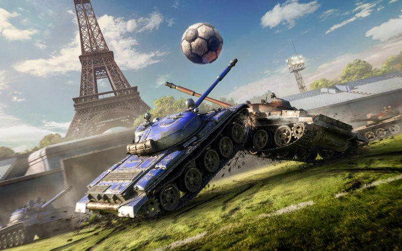 2016《戰車世界》亞洲足球賽將正式開打