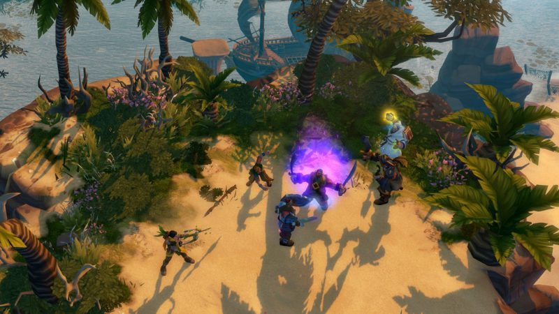 PC 即時策略遊戲 《安特利亞英雄傳》現正開放免費試玩