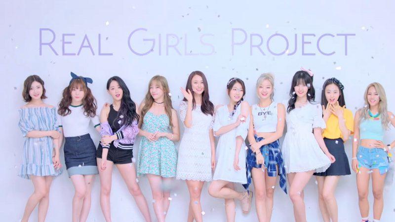 韓國真人版《偶像大師.KR》由 Amazon 獨佔首播,目標是全亞洲的偶像