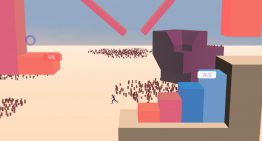 《Metrico+》一個將資料視覺化「遊戲化」的設計