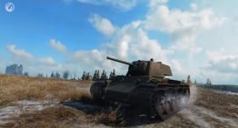 Wargaming 修復傳奇 KV-1蘇聯戰車,回顧那一段戰史歲月