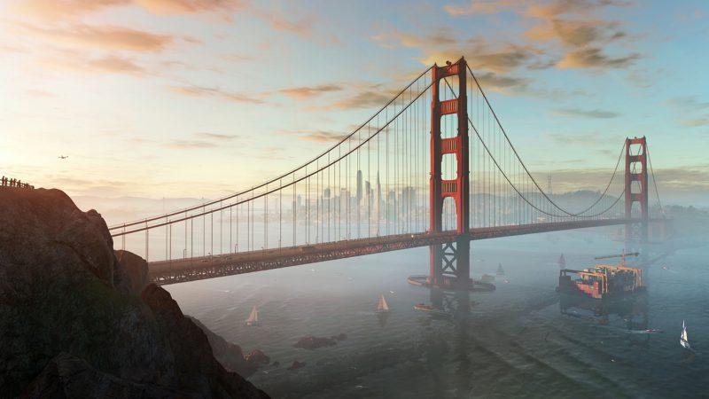 歡迎來到舊金山! 《看門狗 2》公布最新遊戲預告及畫面