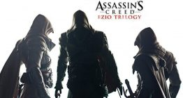 你顧盼他的脆弱人生,最終成就一代大師:Assassin's Creed The Ezio Collection