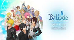 Ballade Final Fantasy ONLY 同人活動介紹