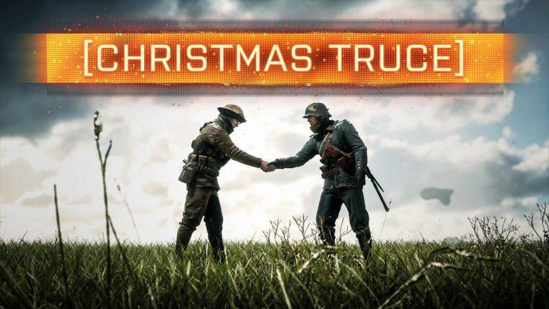 《戰地風雲 1》中重現人性光輝的「聖誕節休戰」活動,結果…