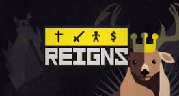 《Reigns》:彈指之間的權力遊戲