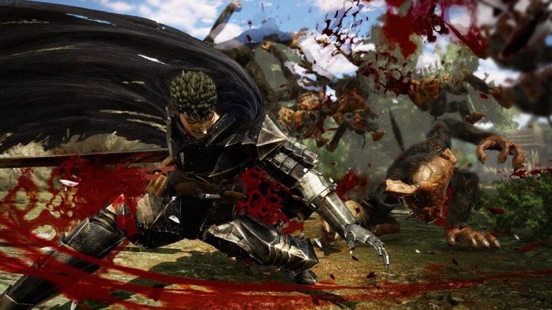 PS4/PSV《烙印勇士無雙》,繁體中文版將於 1 月 19 日發售
