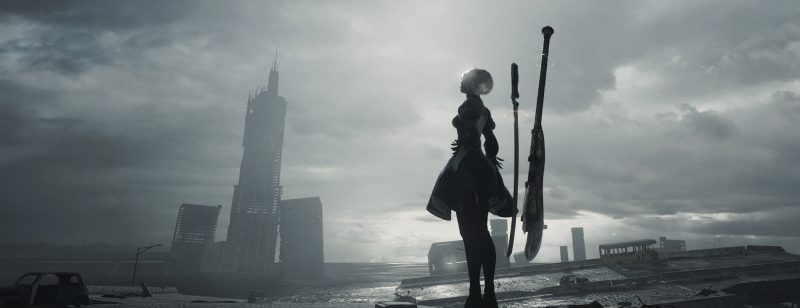 NieR:Automata|愛的形式主義,悲劇是將人生有價值的部分毀滅給你看