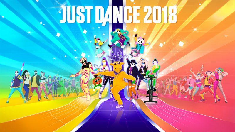 在《JUST DANCE 舞力全開 2018》 盡情展現你的舞蹈天分