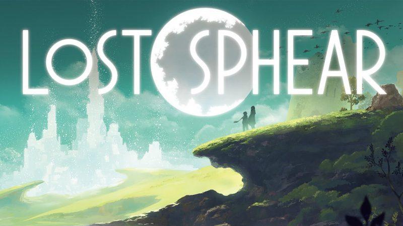 月色,如此美麗冷冽地,映照著命運:Lost Sphear