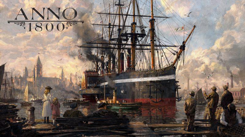《美麗新世界 1800》,打造歷史上輝煌一段時期城市