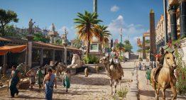 滿溢你的異國情調:《刺客教條:起源》史詩般埃及之旅已推出